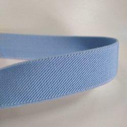 """Резинка """" Бледно-голубой """" 2.5 см"""