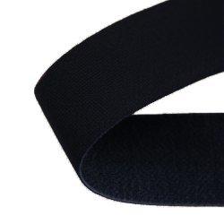 Резинка черная широкая